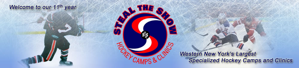 Steal The Show Hockey Camps and Clinics
